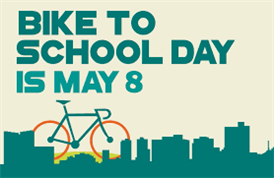 Bike to School Day 5-8-19