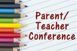 1/2 days Teacher Conferences