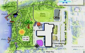 Sand Lake Park Map thumbnail graphic