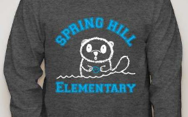 Spring Hill T-Shirts for Sale $10-$12