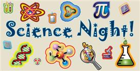 Trailside Math and Science Night, March 5