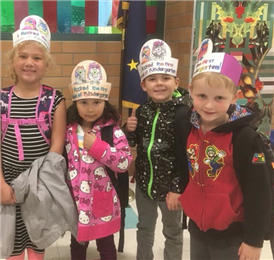 Kindergarten Round-up, April 23rd 9:3--10:30 AM