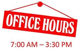 Steller Front Office Hours