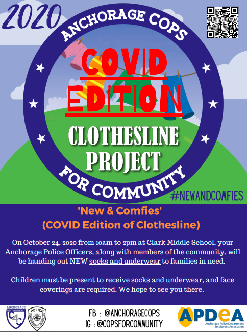 Clothesline Project 10/24 10am-2pm