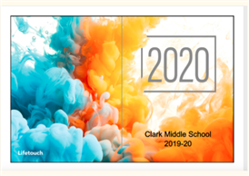 Clark Middle School 2020 Year Book