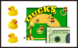 Ducks for Bucks