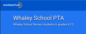 CLICK HERE FOR WHALEY PTA STORE