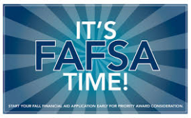 FAFSA Night November 13th from 6pm-8pm