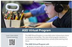 ASD Virtual School at Home