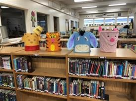 Library News by Ms. Grey-Levine