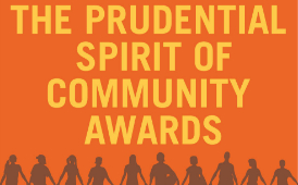 Prudential Spirt of Community Award logo
