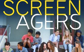 Please join us for a free screening of Screenagers on April 9th
