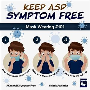 Keep ASD Symptom Free: Mask Wearing #101