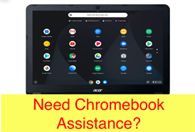 ASD Chromebooks and Chromebook Assistance