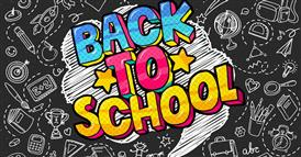 Back to School Night!  August 19th from 5:30-6:15pm