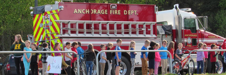 Huffman Elementary / Huffman Elementary School Homepage