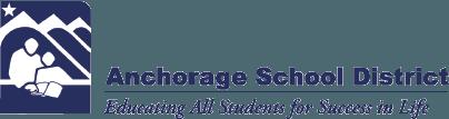Anchorage School District logo